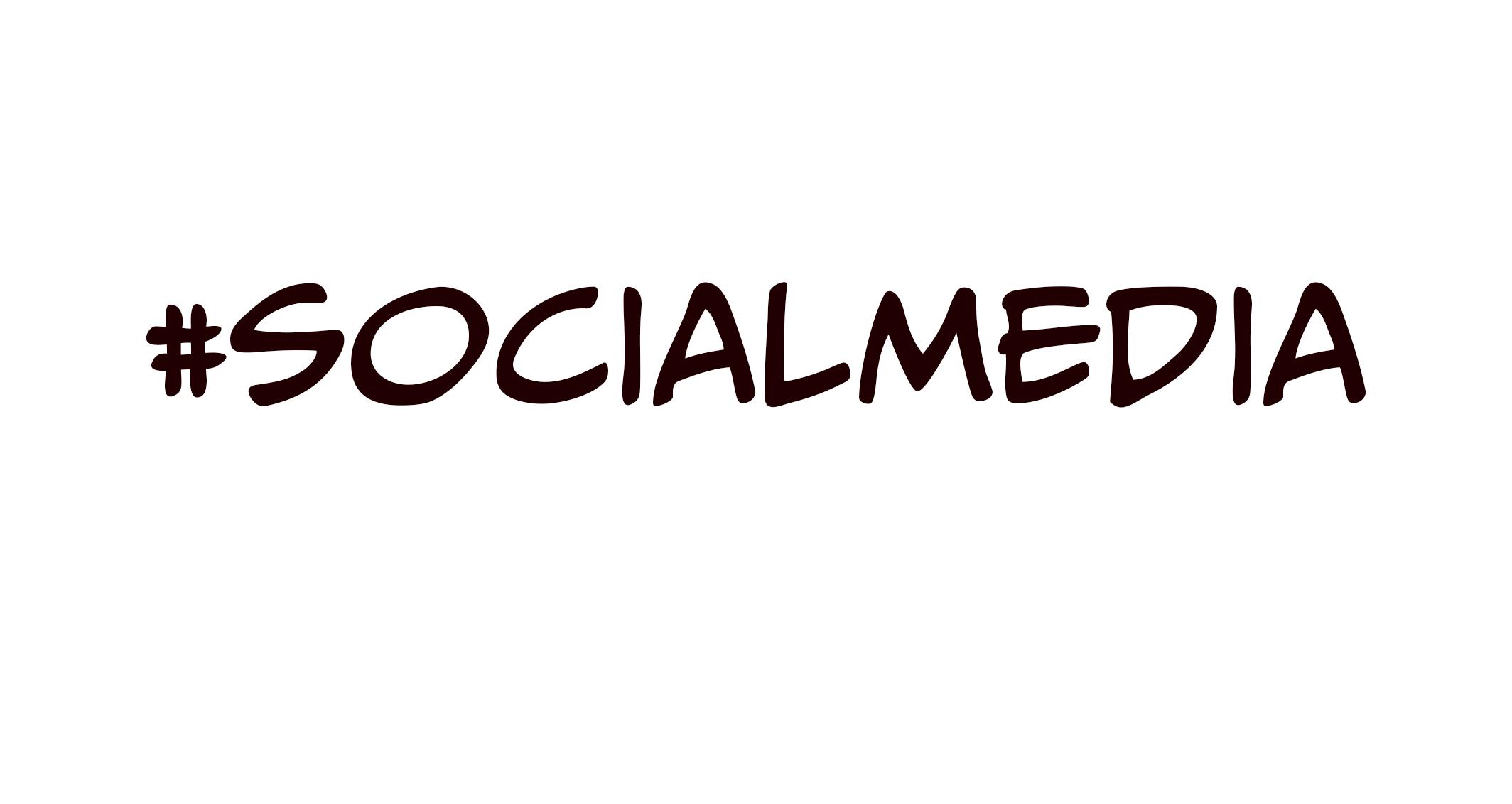 My New Social Media Policy