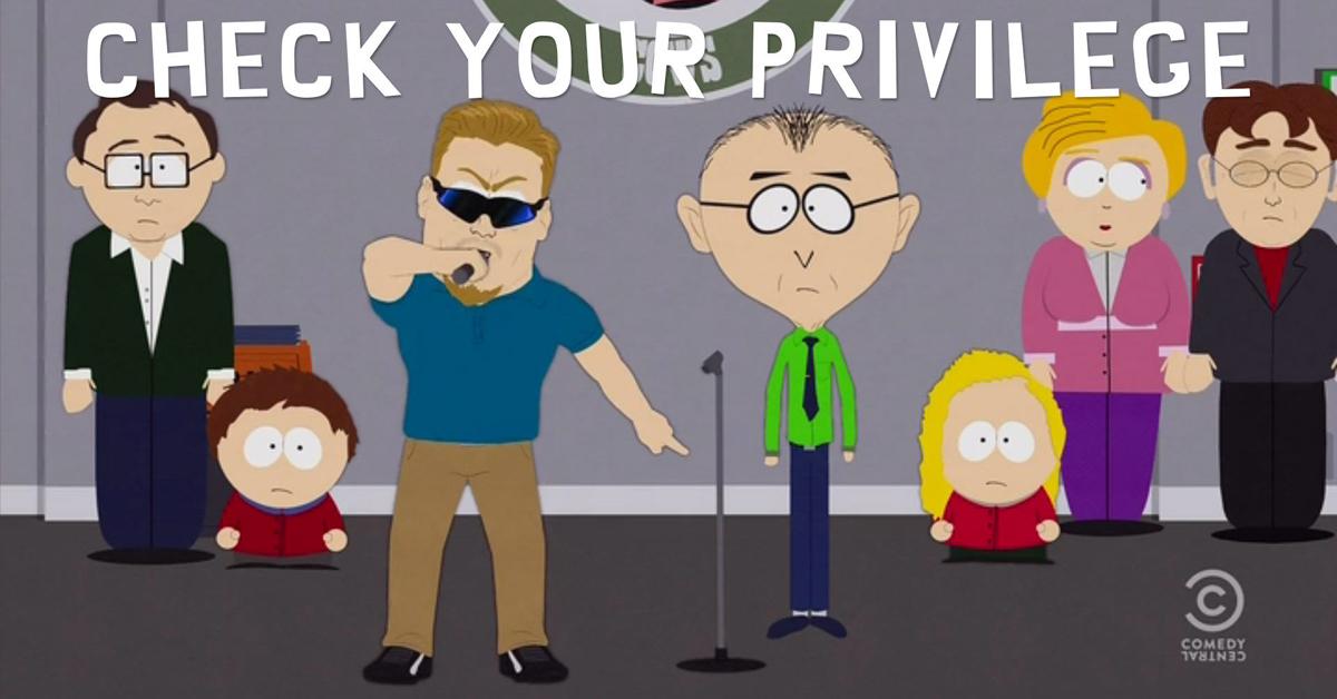 What's Privilege?