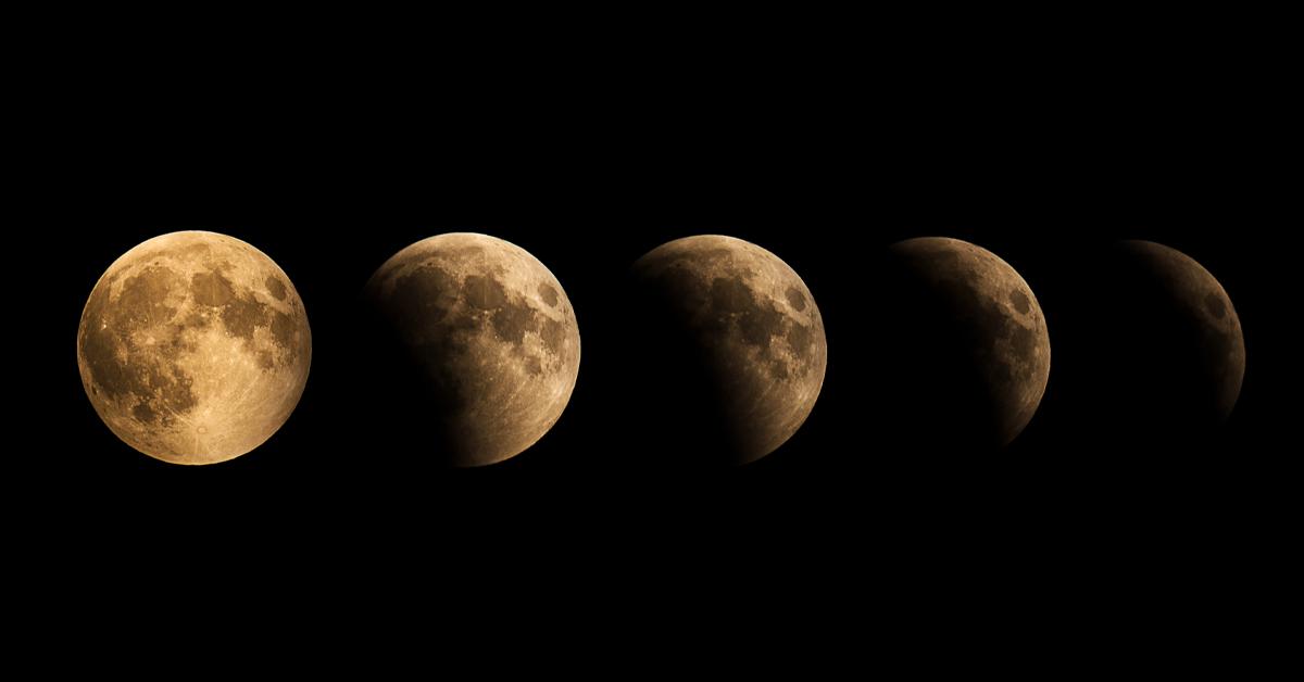 Word Wednesday on the Moon