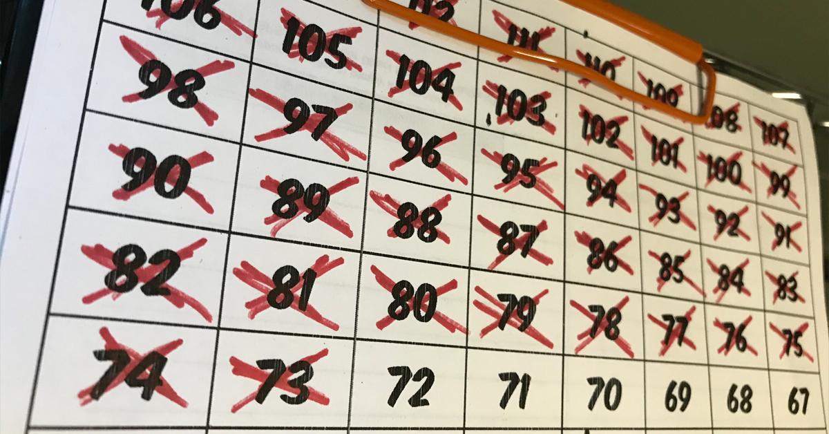 On Keeping Score | toddregoulinsky.com
